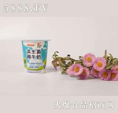 壹鹏益生菌酸奶杯150g