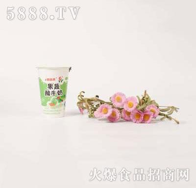 壹鹏果蔬酸奶杯180g