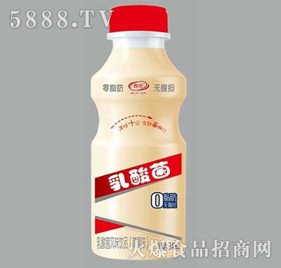 睿田乳酸菌乳酸菌风味饮品草莓味340ml
