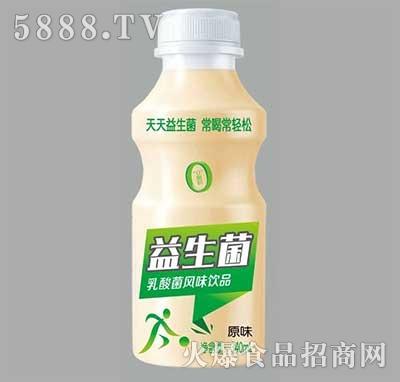 达利园益生菌乳酸菌风味饮料原味340ml