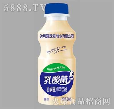 达利园乳酸菌乳酸菌饮品原味340ml