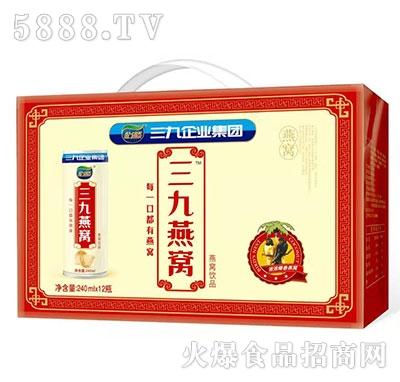 怡滕三九燕窝饮品240mlx12