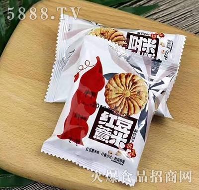 味香客红豆薏米酥性饼干