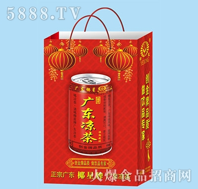 椰星广东凉茶310gx24