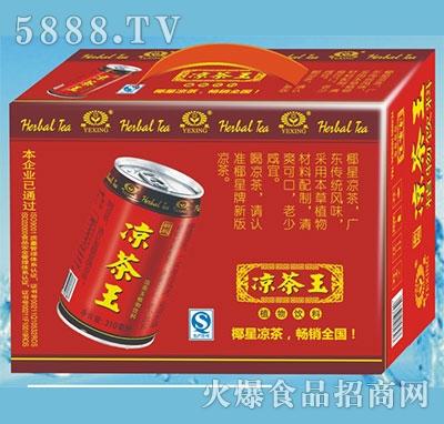 椰星凉茶玉310gx24
