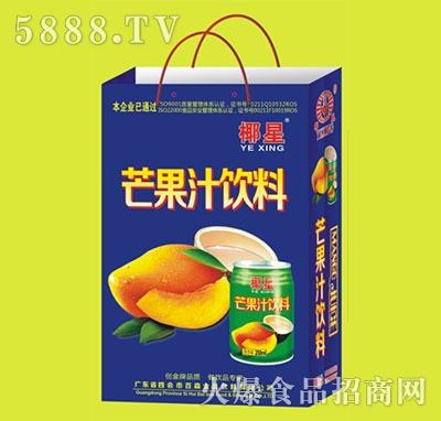 椰星芒果汁240g礼盒