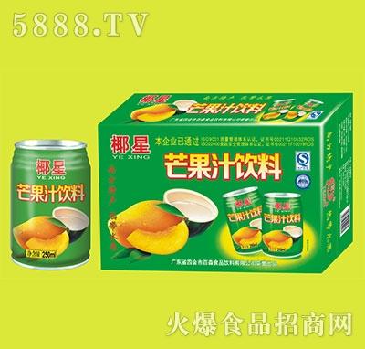 椰星芒果汁箱