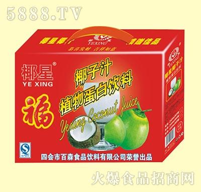 椰星椰子汁礼盒装