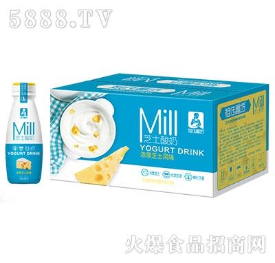 祖传磨坊芝士酸奶350mlx15
