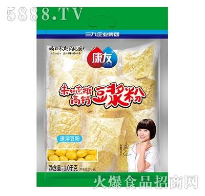 康友未加蔗糖高钙豆浆粉1kg