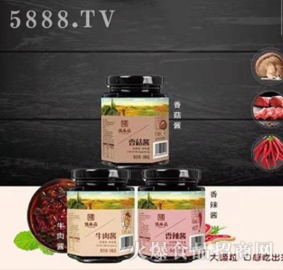 豫臻园酱亚虎老虎机国际平台180克