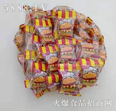 超彩汉堡队长糖果定量袋装产品图