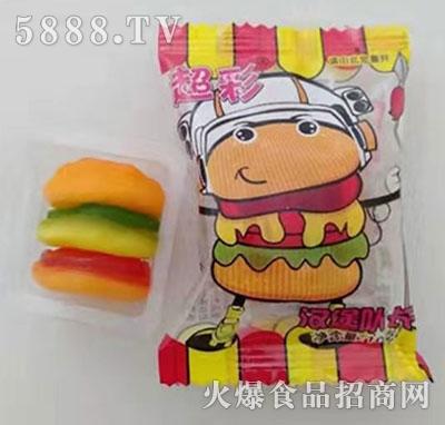 超彩汉堡队长袋