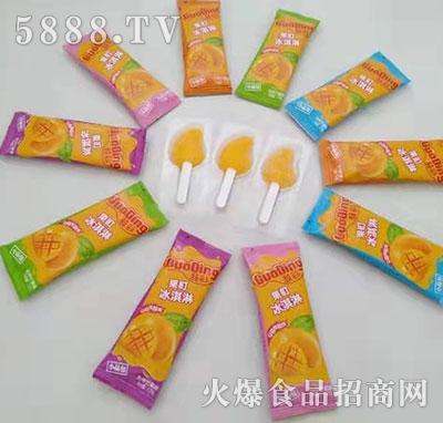 超彩果町冰淇淋棒棒糖产品图