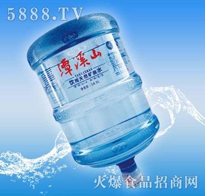 潭溪山天然矿泉水(18.5L)