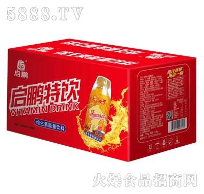 启鹏特饮维生素能量饮料488mlX15