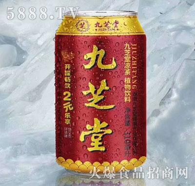九芝堂凉茶植物饮料