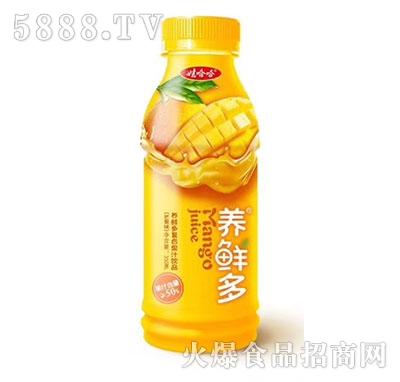 娃哈哈养鲜多50%复合芒果汁350ml