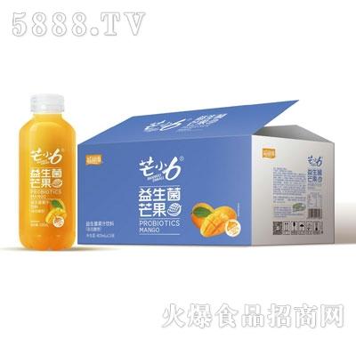 益和源芒小6益生菌芒果汁饮料