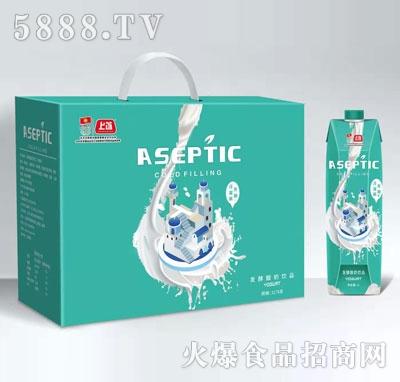 上首发酵酸奶饮品(箱)