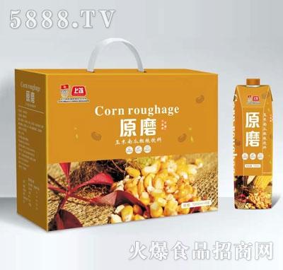 上首原磨玉米南瓜粗粮饮料(箱)
