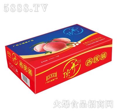 王老吉水蜜桃山药风味饮料(箱)