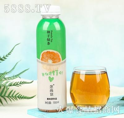 念尚你柚子绿茶550ml