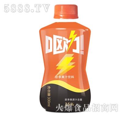 钙康生物欧李果汁饮料330ml