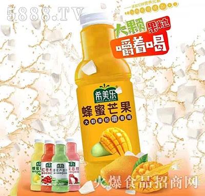 希美乐蜂蜜芒果果汁饮料
