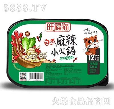旺福猫自煮麻辣小火锅225g产品图