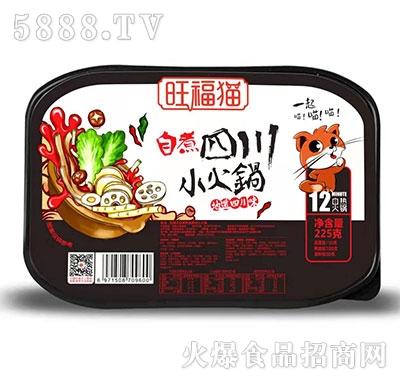 旺福猫自煮四川小火锅225g