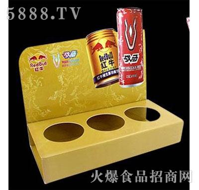 红牛陈列盒