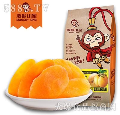 泼猴小圣黄桃干产品图