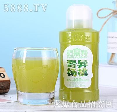 哈�帮奇异杨桃汁350ml