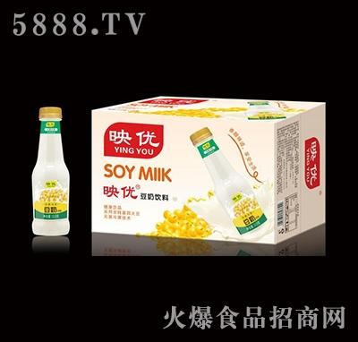 映优豆奶饮料310g箱装产品图
