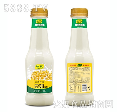 映优豆奶饮料310g
