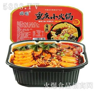 国圆自热重庆小火锅(盒)
