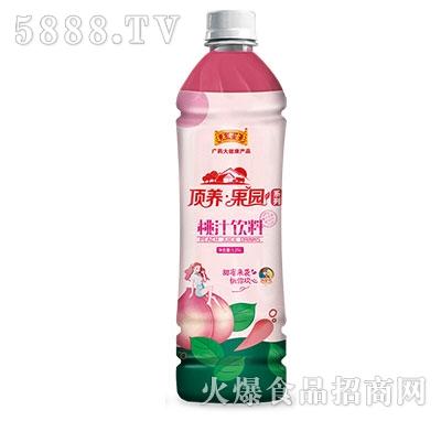 顶养果园桃汁1.25L