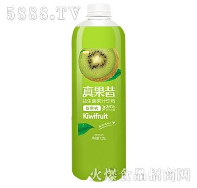 浩明真果昔益生菌猕猴桃汁1.25L产品图