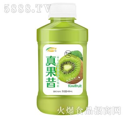 浩明真果昔益生菌猕猴桃汁400ml产品图