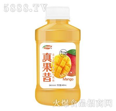 浩明真果昔益生菌芒果汁400ml