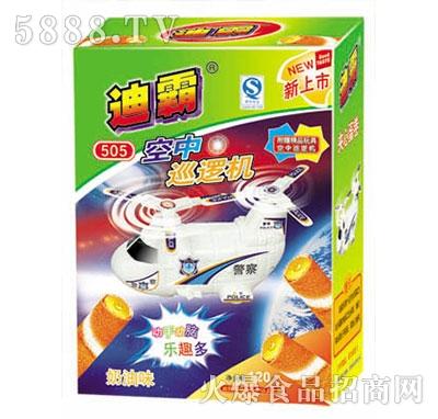 迪霸系列蛋卷空中巡逻机