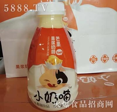 小奶喵乳酸菌果浆奶昔芒果味380ml