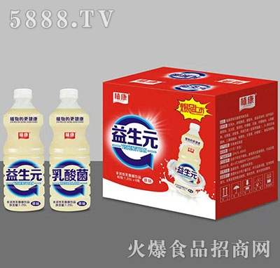 植康益生元乳酸菌1.25Lx6
