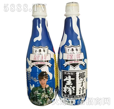 植康生榨椰子汁1.25L
