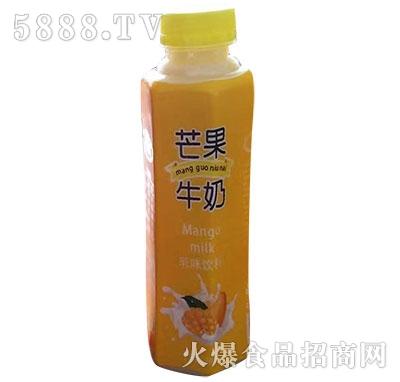 椰朗芒果牛奶500ml