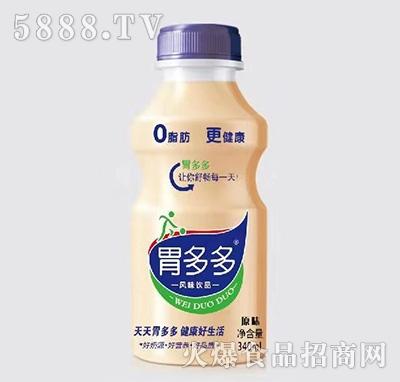 胃多多乳酸菌饮料原味340ml