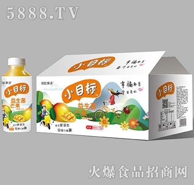 阿杜果语小目标益生菌芒果汁