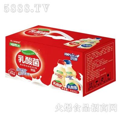 恋上味美昔乳酸菌饮品(礼盒)