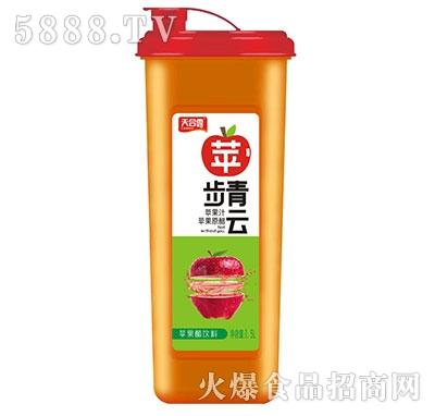 1.5L天合露苹果醋饮料